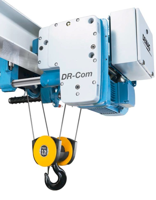 Hoist units DEMAG DR-Com | ELMAS